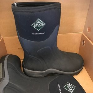 NWT Muck Boot Company Arctic Sport Boots